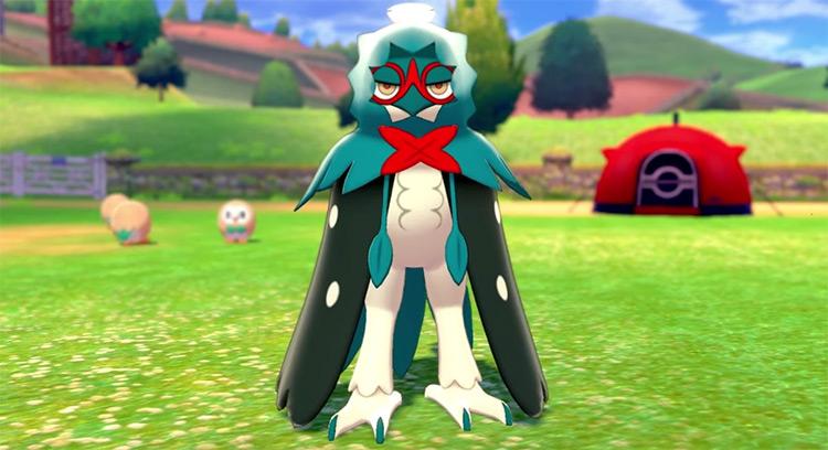Shiny Decidueye Pokémon