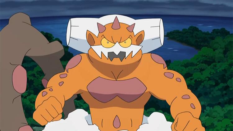 Landorus from Pokemon anime