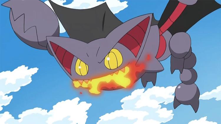 Gliscor from Pokemon anime