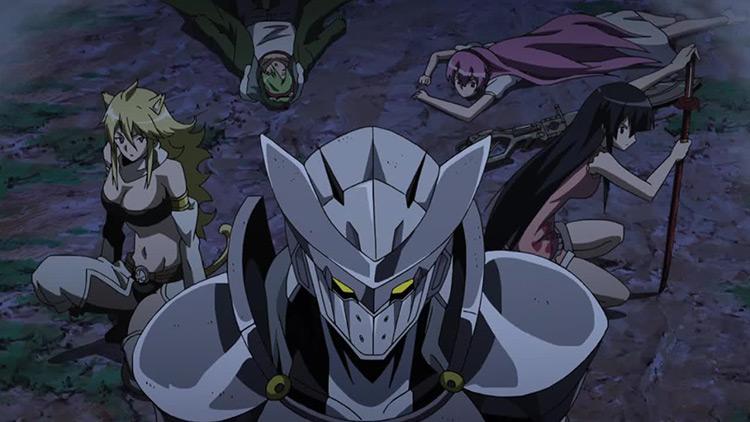 Akame ga Kill screenshot