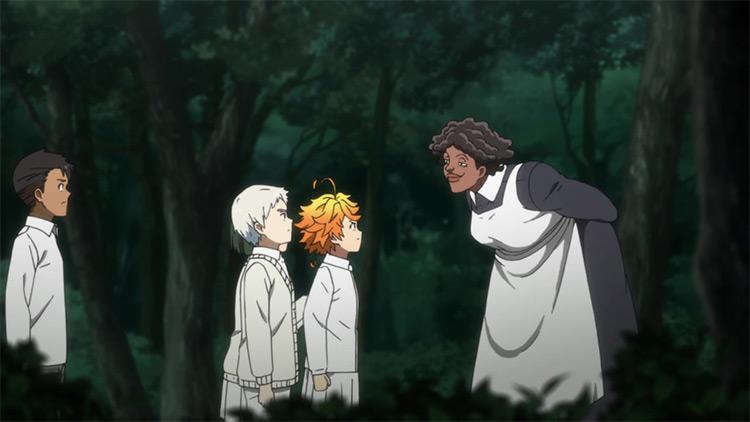 The Promised Neverland anime