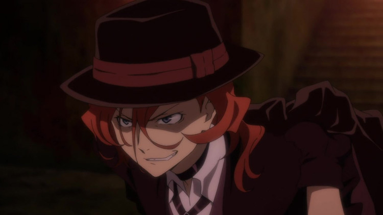 Chuuya Nakahara from Bungo Stray Dogs