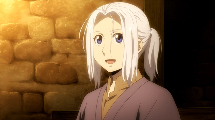 Arslan in The Heroic Legend of Arslan anime