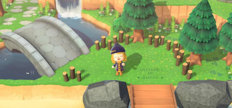 25 Entrance Designs & Ideas For Animal Crossing: New Horizons