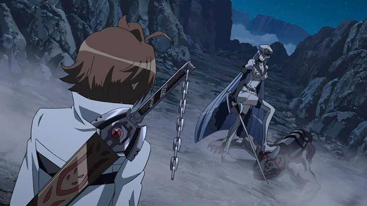 Akame ga Kill anime screenshot