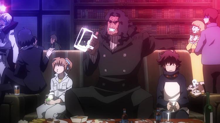 Kekkai Sensen anime