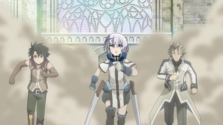 Knight's & Magic anime