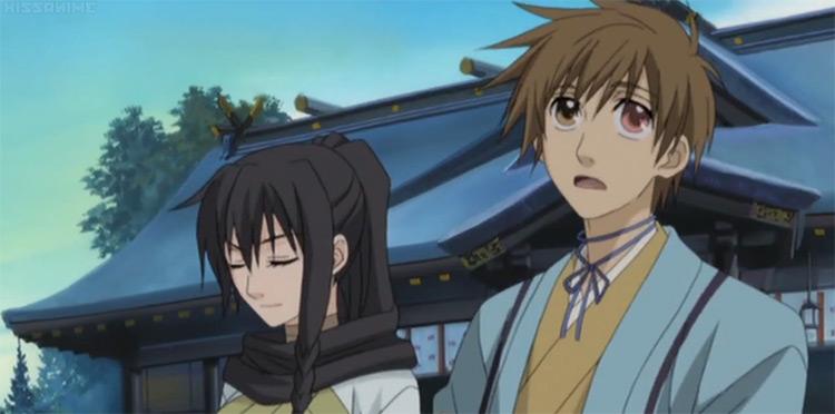 Amatsuki anime screenshot