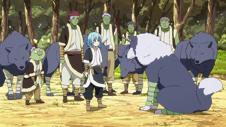 That Time I Got Reincarnated as a Slime anime