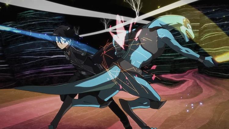 Sword Art Online anime screenshot