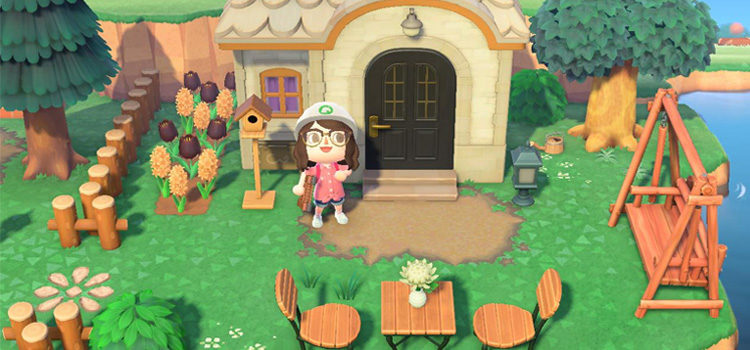 Animal Crossing: New Horizons Yard Ideas (For Your House & Villager Houses)