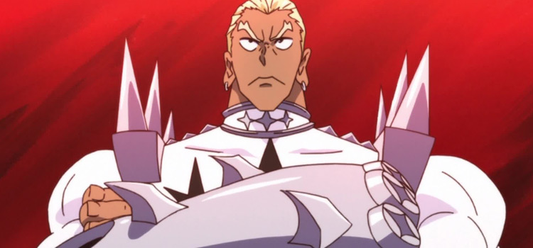 Ira Gamagoori in Kill La Kill