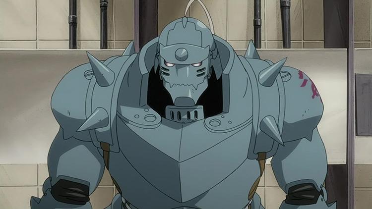 Alphonse Elric in Fullmetal Alchemist: Brotherhood