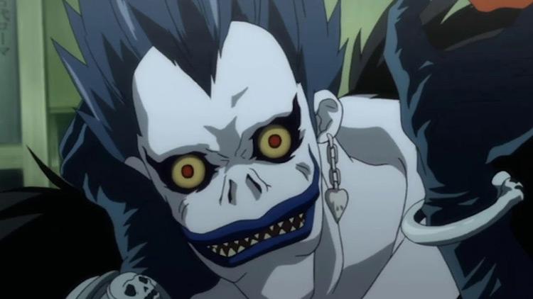 Ryuk in Death Note anime