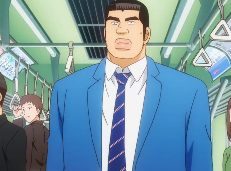 Gouda Takeo in My Love Story