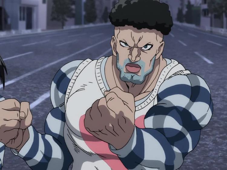 Puri-Puri Prisoner in One Punch Man