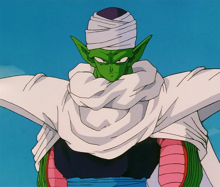 Piccolo in Dragon Ball Z anime