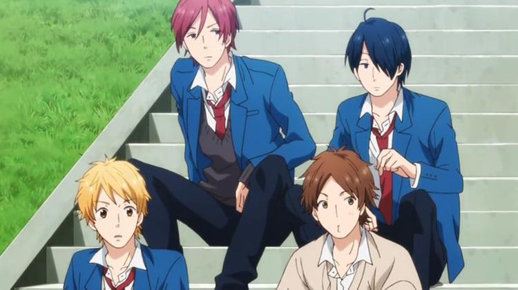 Rainbow Days anime