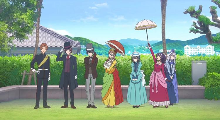 Iroduku: The World in Colors anime