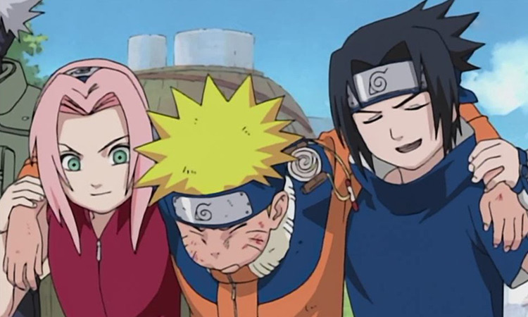 Naruto anime screenshot