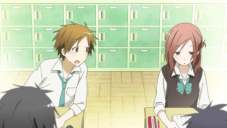 One Week Friends anime