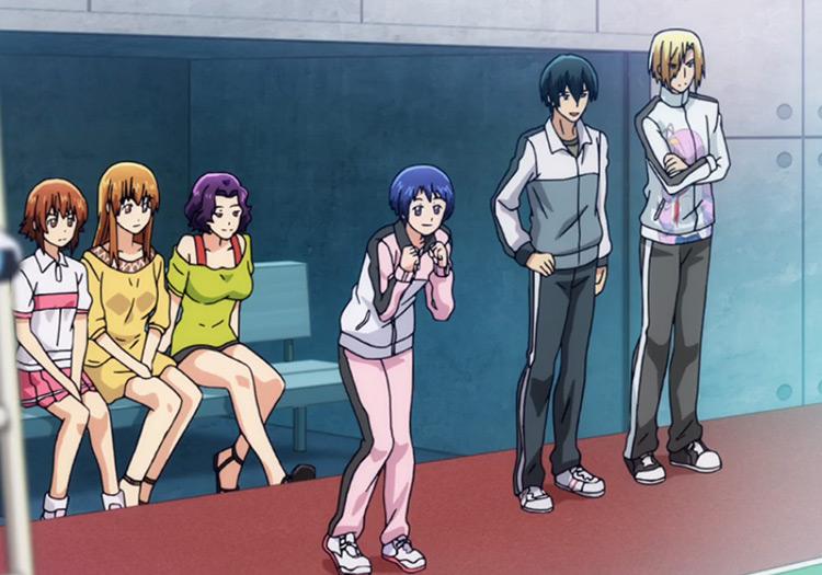 Grand Blue anime screenshot