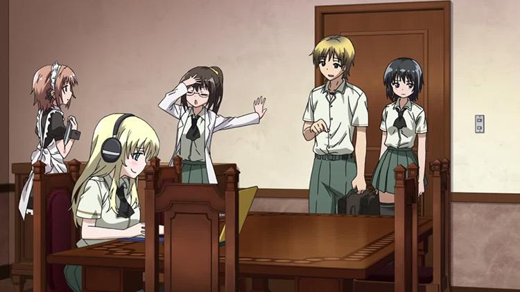 Haganai: I Don't Have Many Friends anime