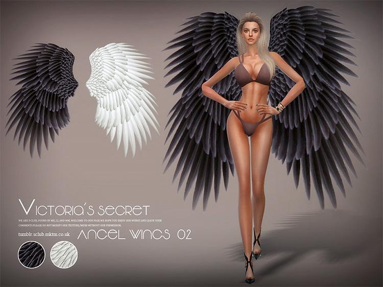 Angel Wings CC Set 02