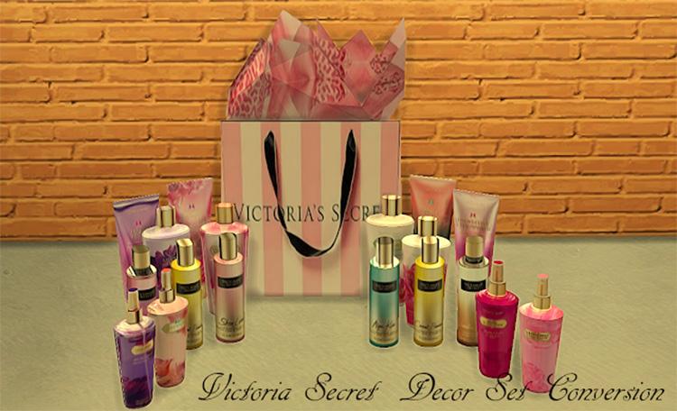Victorias Secret decor CC set
