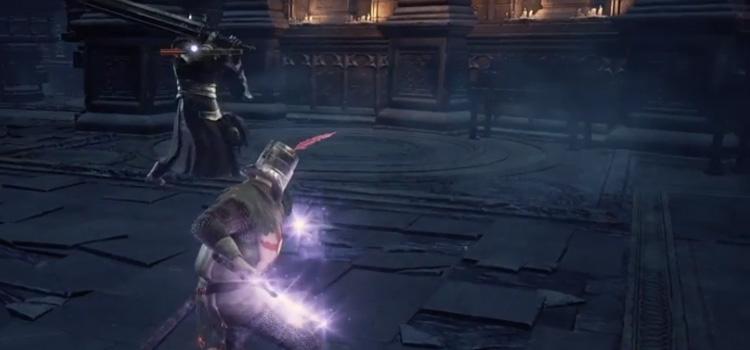 DS3 Dark HD Screenshot - Sunlight Talisman Battle