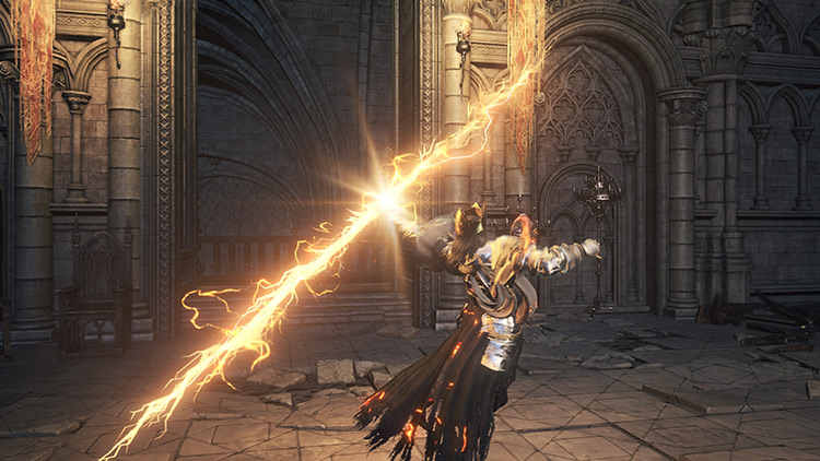 Canvas Talisman Dark Souls 3