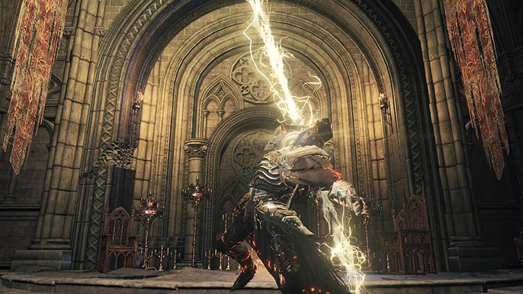 Saint's Talisman from Dark Souls 3