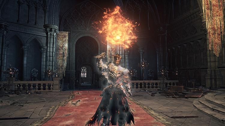 White Hair Talisman Dark Souls 3