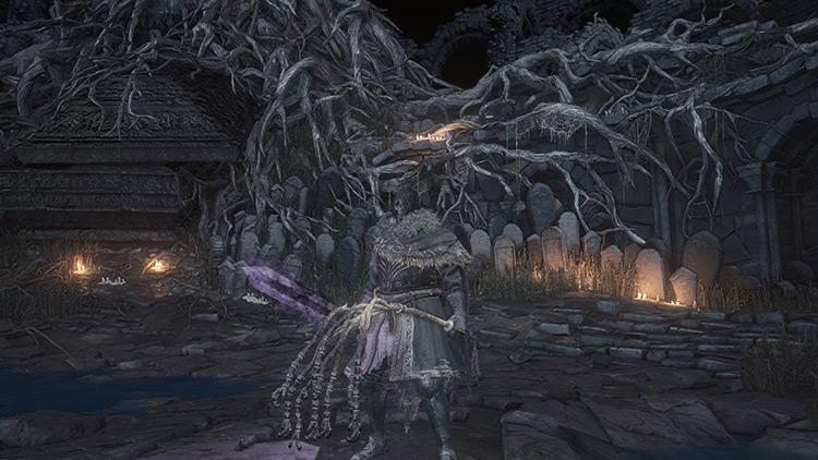Rose of Ariandel in DS3