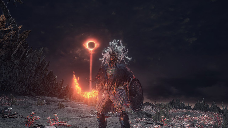 Demon's Scar Dark Souls 3 screenshot