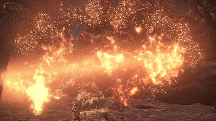 Flame Fan Dark Souls 3