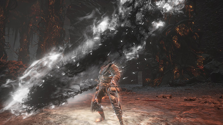 Onyx Blade from Dark Souls 3