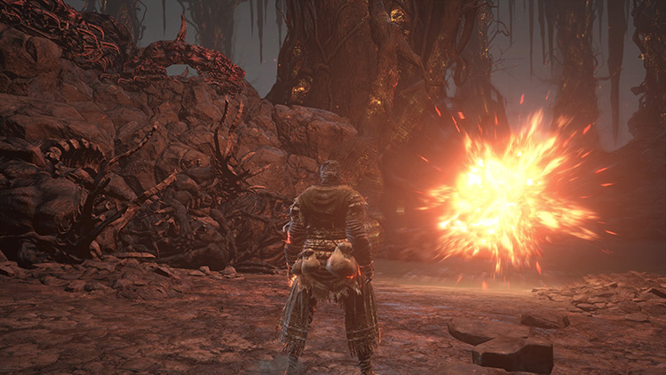 Profaned Flame from Dark Souls 3