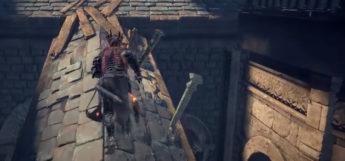 DS3 on Rooftops - HD Screenshot