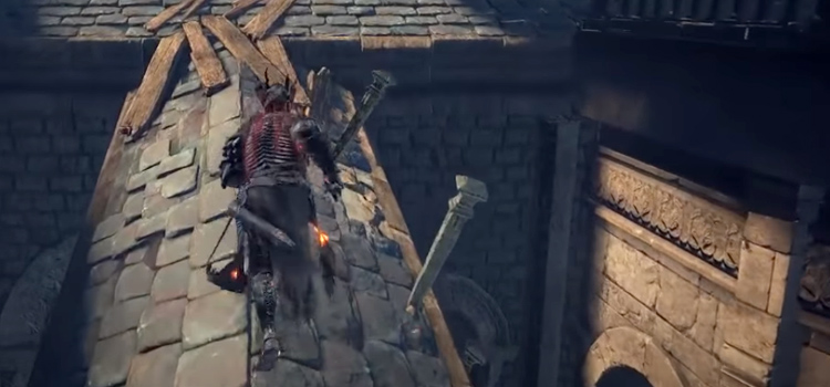 DS3 on Rooftops - HD Screenshot