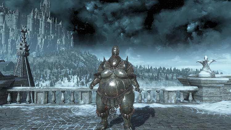 Fat Roll (No Vitality) in DS3