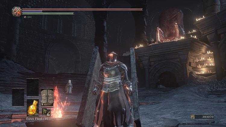 Shield Only Dark Souls 3
