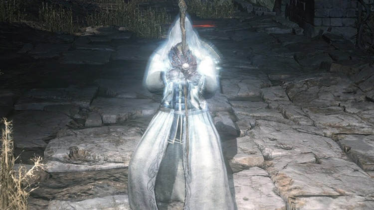Spell Only Dark Souls 3