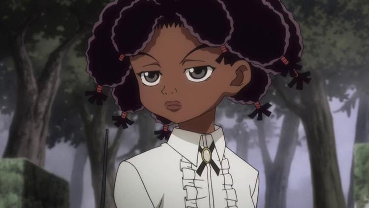 Canary Hunter x Hunter anime screenshot