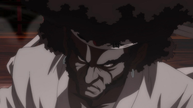 Afro Samurai in Afro Samurai anime