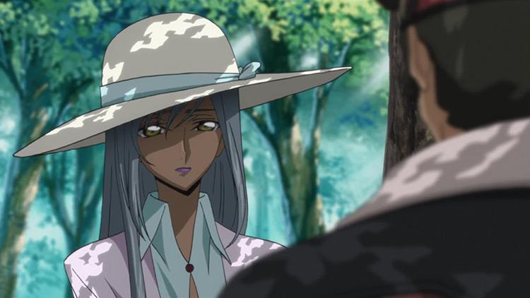 Villetta Nu from Code Geass anime