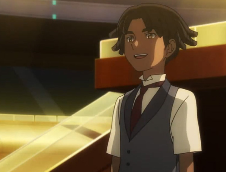 Nils Nielsen from Gundam Build Fighters