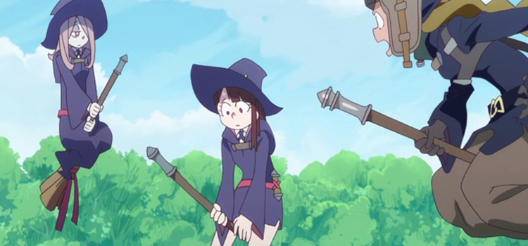 Little Witch Academia Anime Screenshot