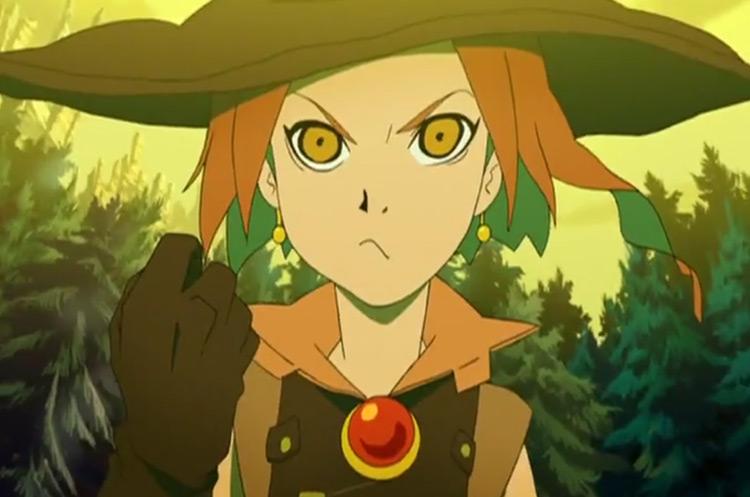 Tweeny Witches anime