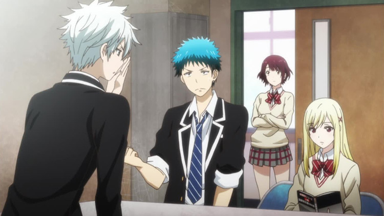 Yamada-kun and the Seven Witches anime